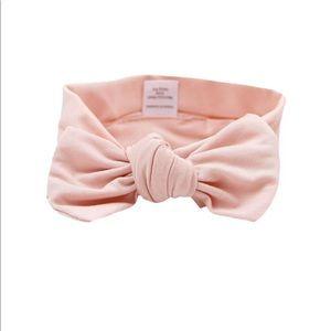 Lou Lou Ava Pink Bow